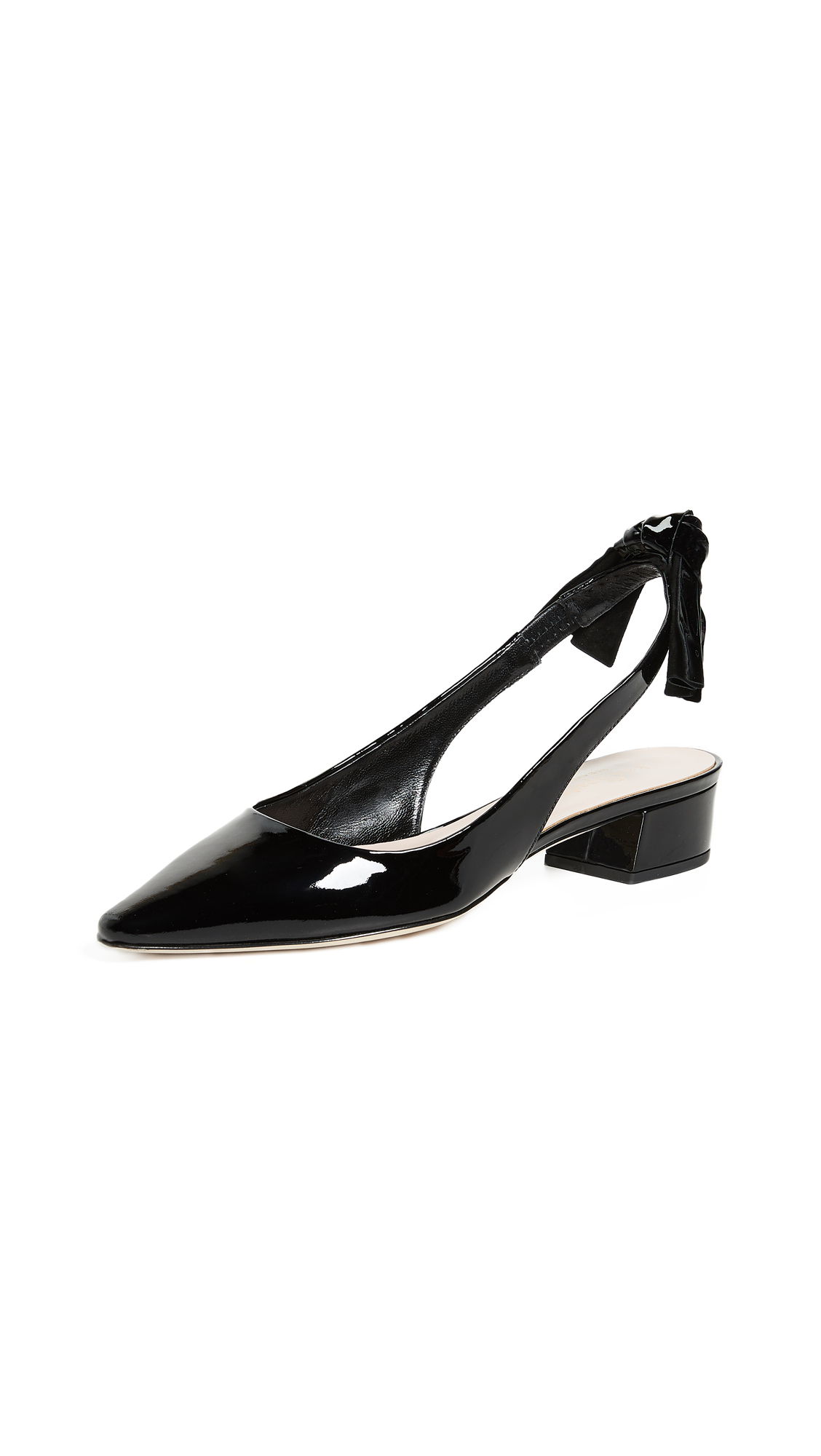 Kate Spade New York Lucia Slingback Pumps - Black