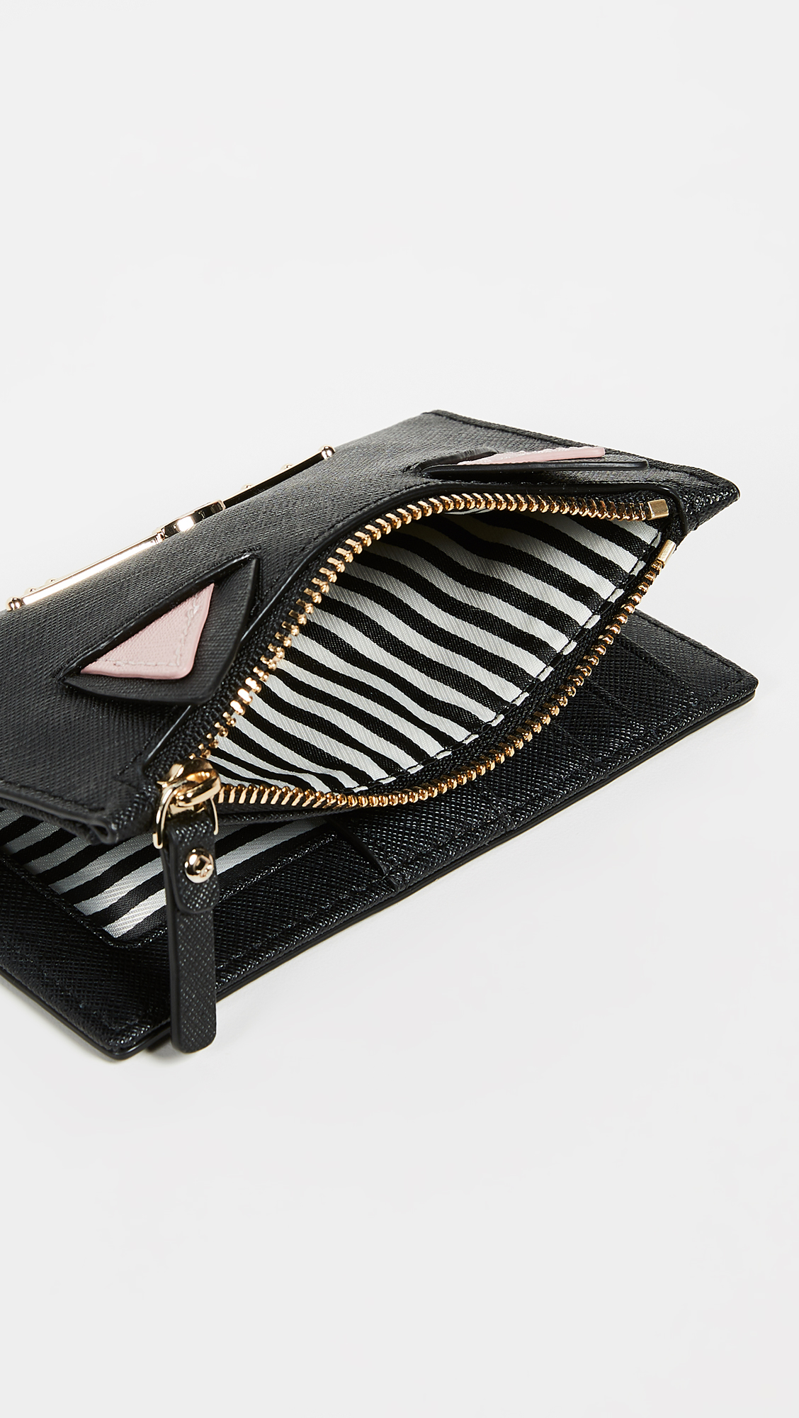 5cea5d033f83 Kate Spade New York Cat's Meow Mikey Cat Wallet | SHOPBOP