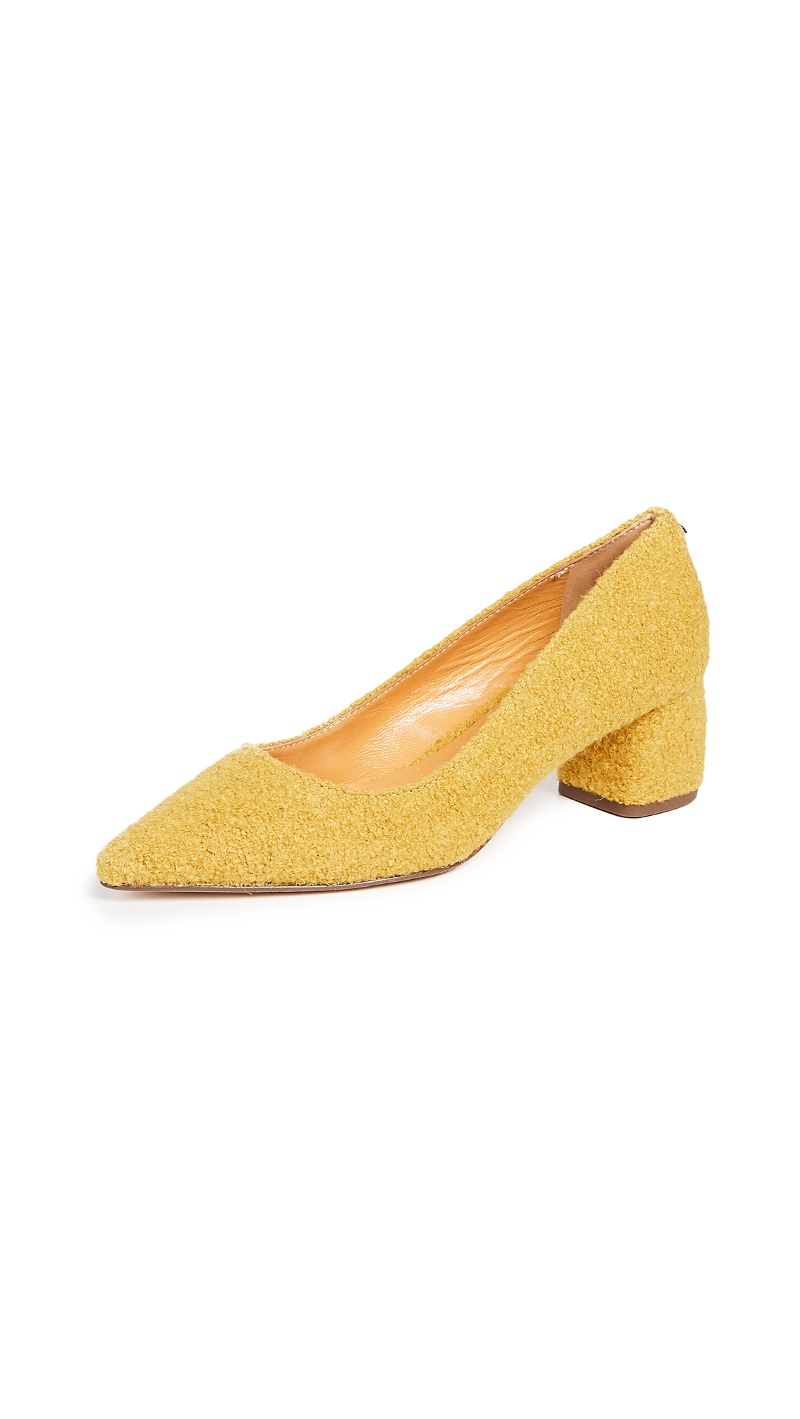 Kate Spade New York Madlyne Pumps - Mustard