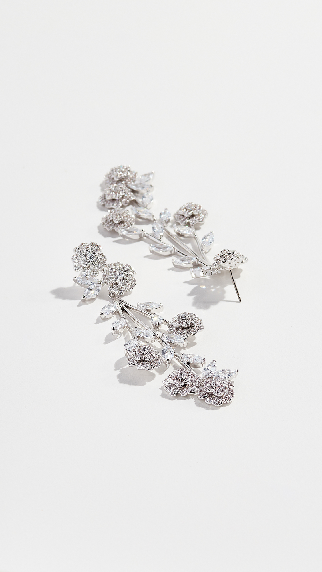 cd4ed4fc5581 Kate Spade New York That Special Sparkle Statement Earrings | SHOPBOP