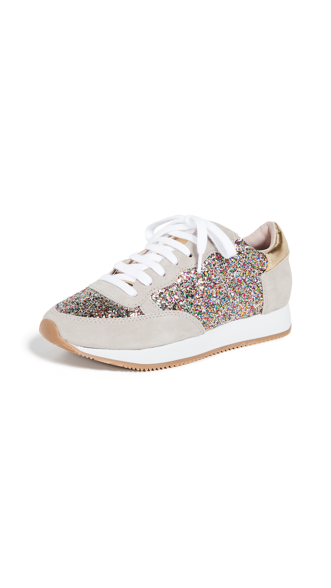 Kate Spade New York Felicia Lace Up Sneakers - Multi