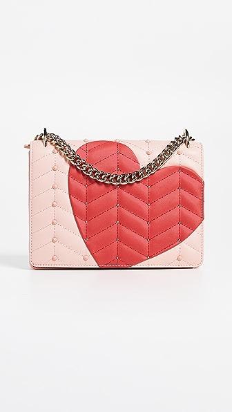 Kate Spade Heart It Marci Crossbody Bag In Warm Vellum