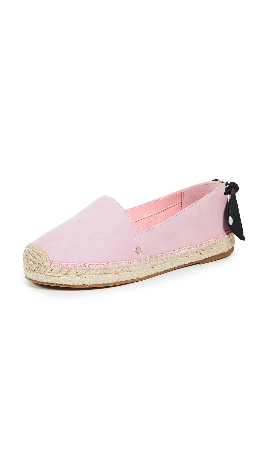 Kate Spade New York Grayson Espadrille Flats - Conch Shell