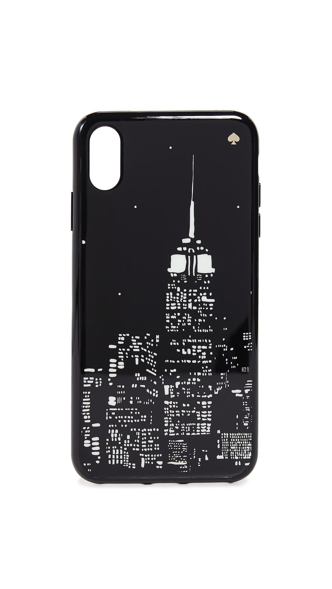 Glow In The Dark Skyline Iphone Xs Max Case