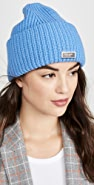 Kate Spade New York Label Beanie