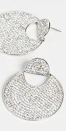 Kate Spade New York Pave Drop Earrings