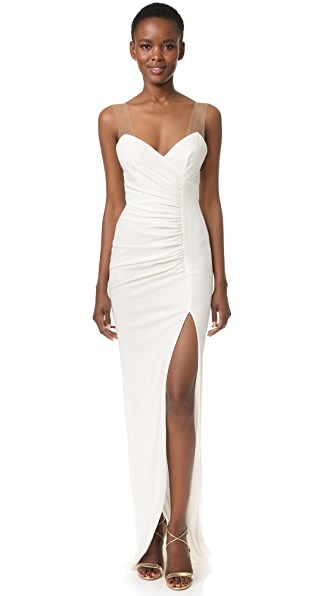 Katie May Noel and Jean by Katie May Collette Dress - Ivory