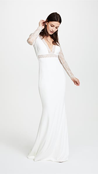 Katie May Noel and Jean Camilla Gown