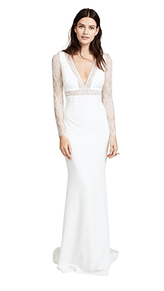 Katie May Noel and Jean Camilla Gown at Shopbop