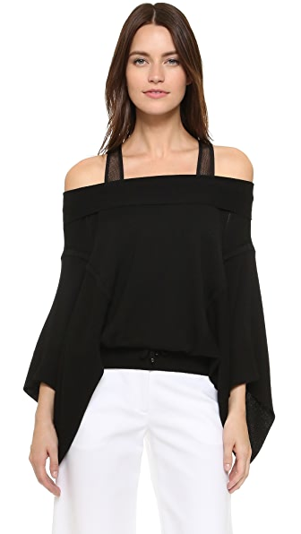 KAUFMANFRANCO Long Sleeve Sweater