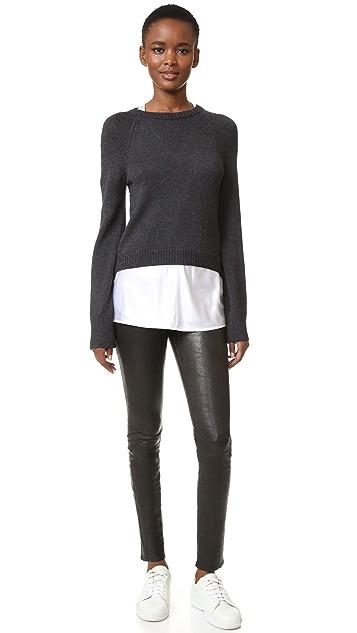 KAUFMANFRANCO Sweater with Tank