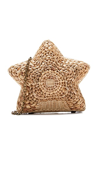 Kayu Molly Star Pouch - Natural