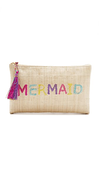 Kayu Mermaid Pouch In Multi