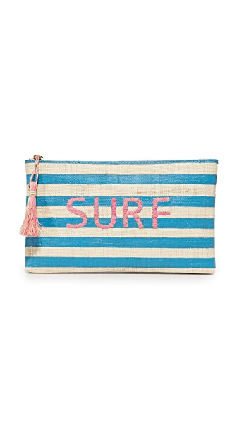 Kayu Surf Pouch In Blue