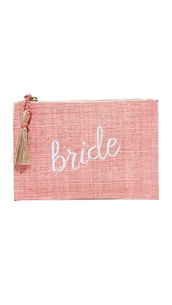 Kayu Wedding Pouch