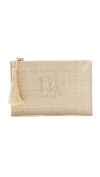 Kayu BFF Pouch In Natural