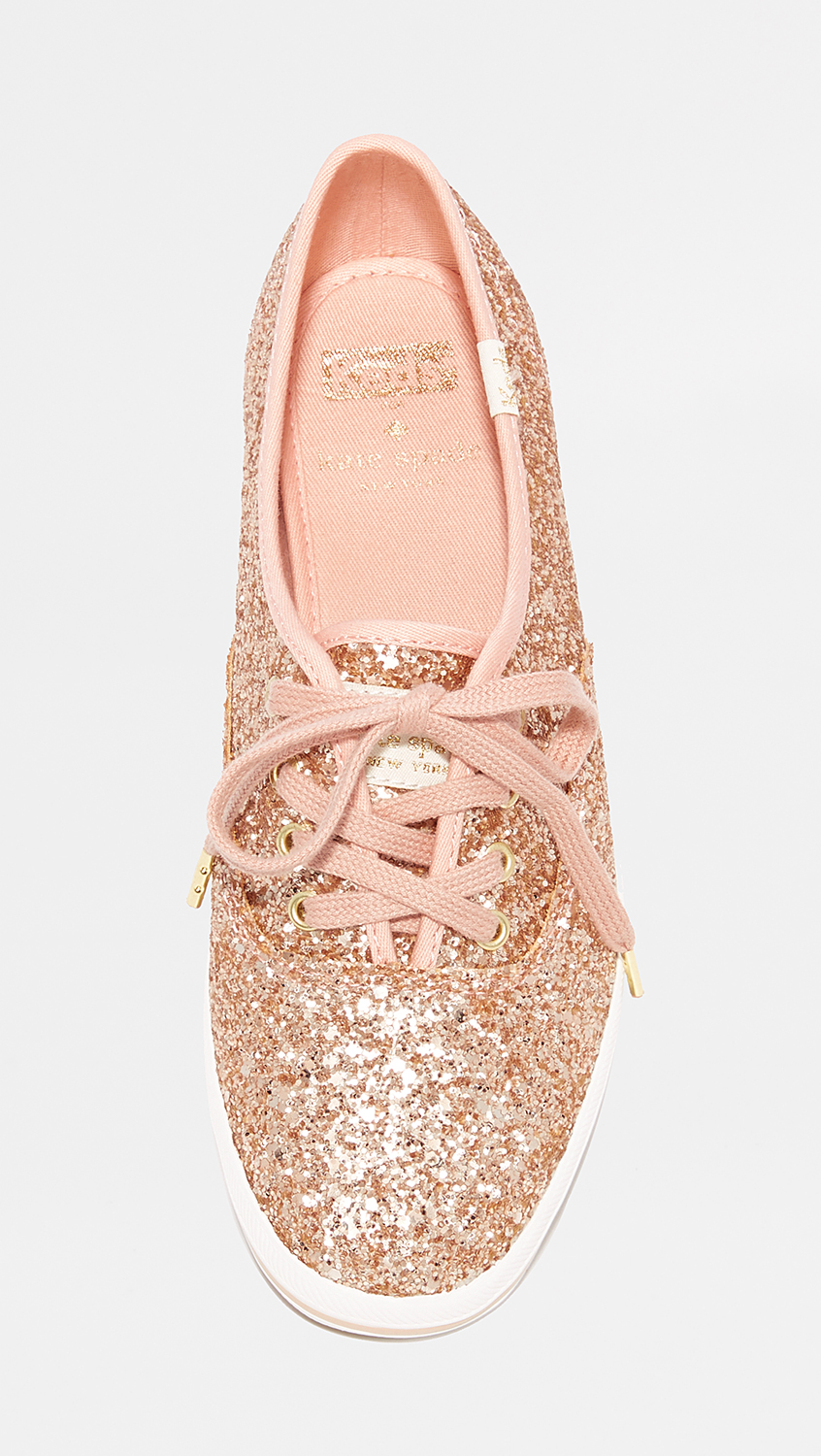 bb6c137415b Keds x Kate Spade New York Glitter Sneakers