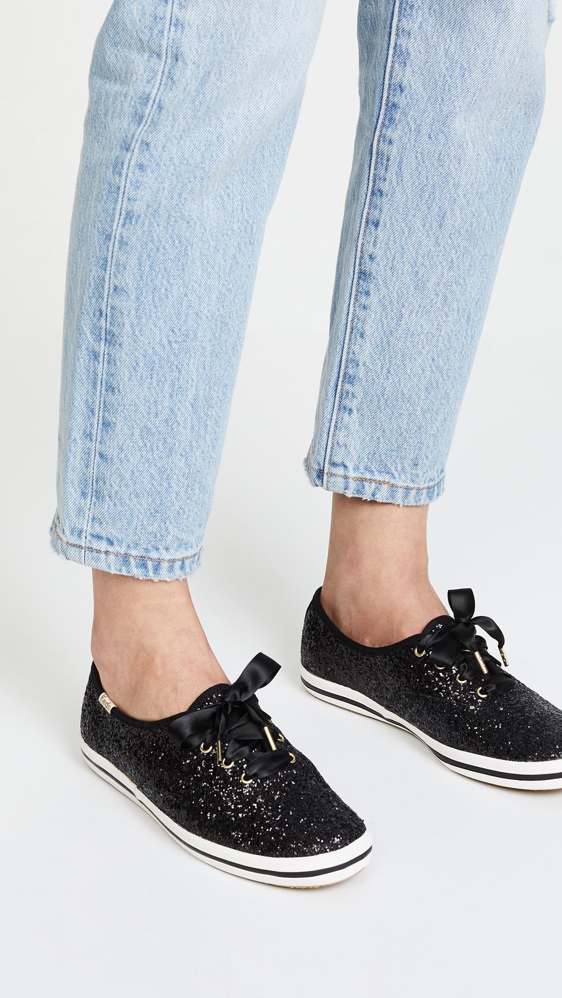 946d2164a737 Keds x Kate Spade New York Glitter Sneakers