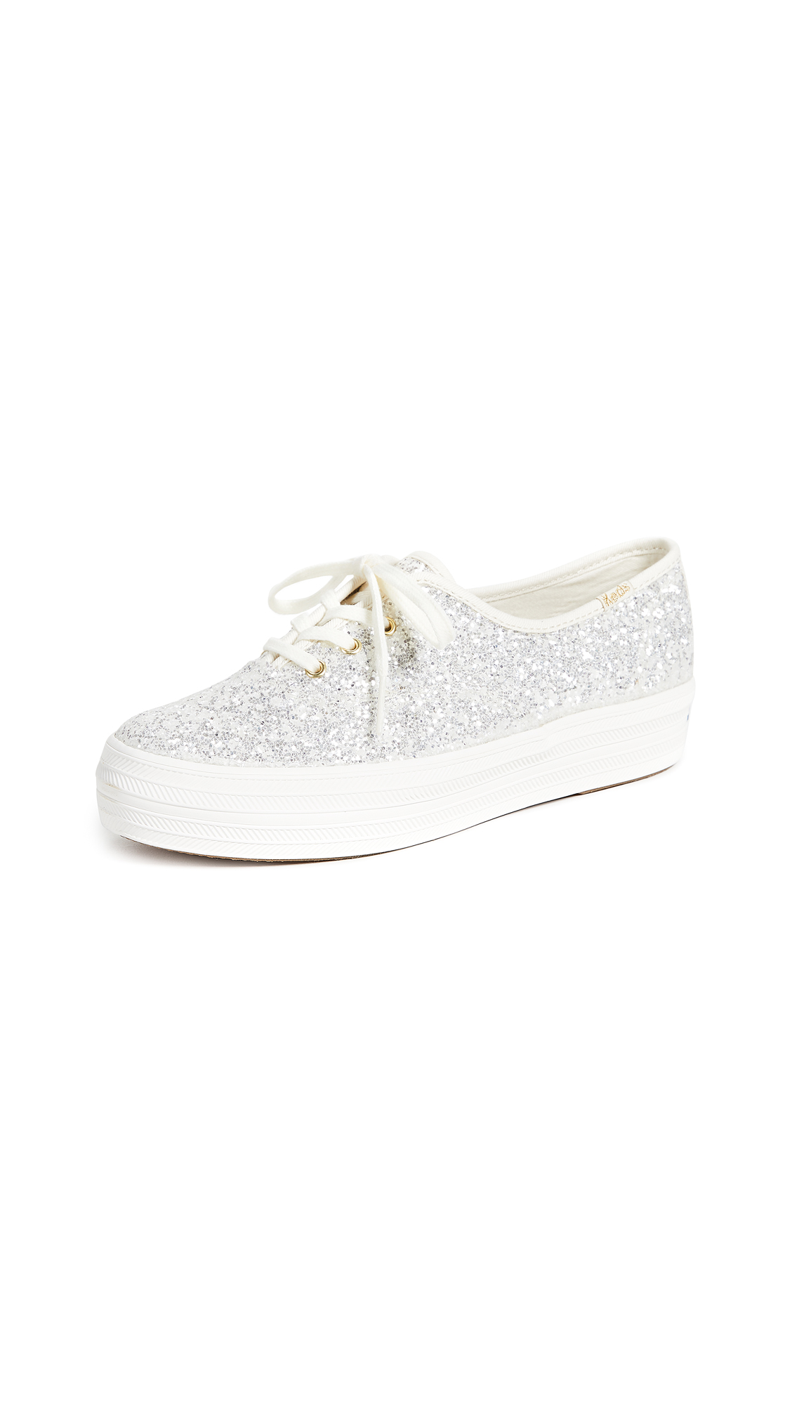 Keds x Kate Spade New York Triple Sneakers - Cream