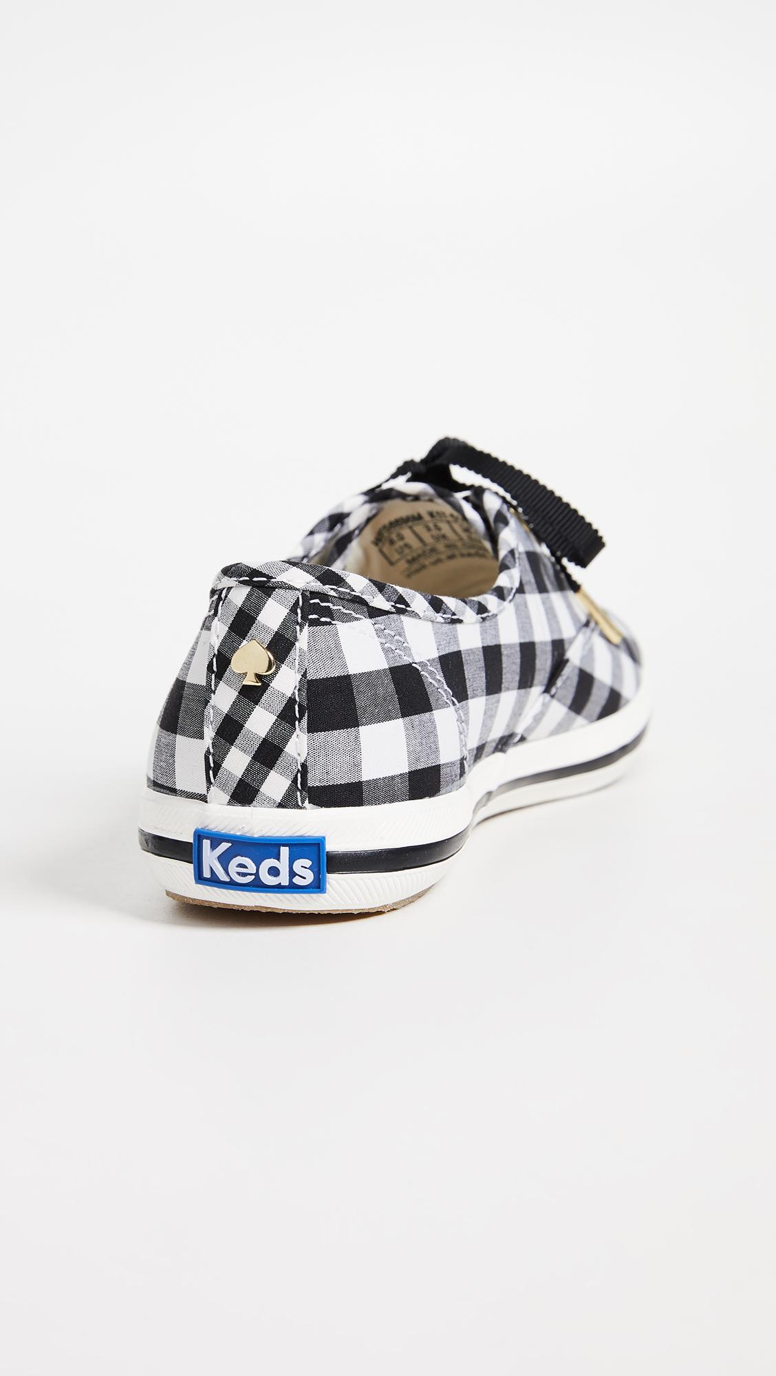 e4dda9226710 Keds x Kate Spade New York Gingham Sneakers