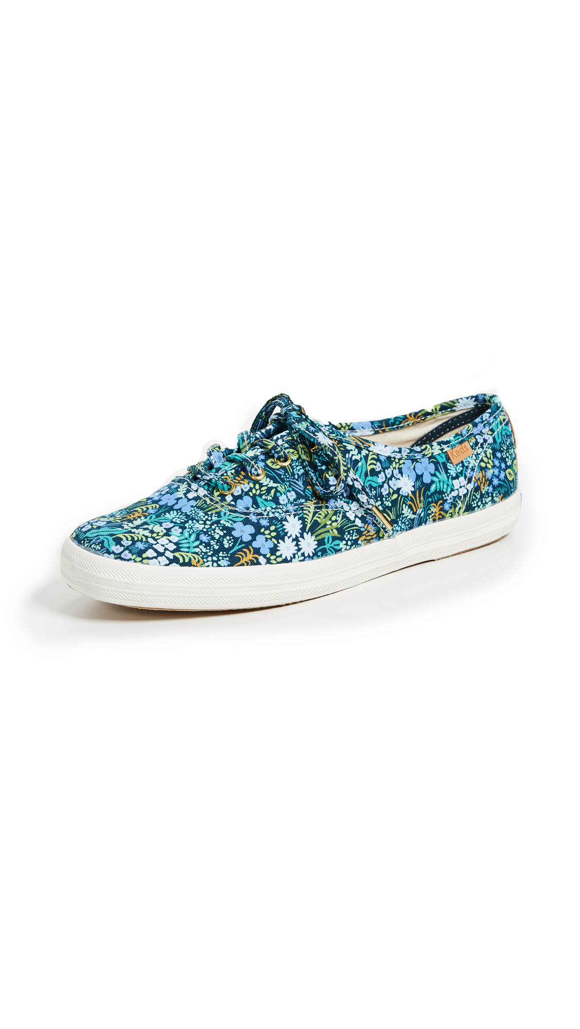Keds x Rifle Paper CO CH Sneakers - Blue