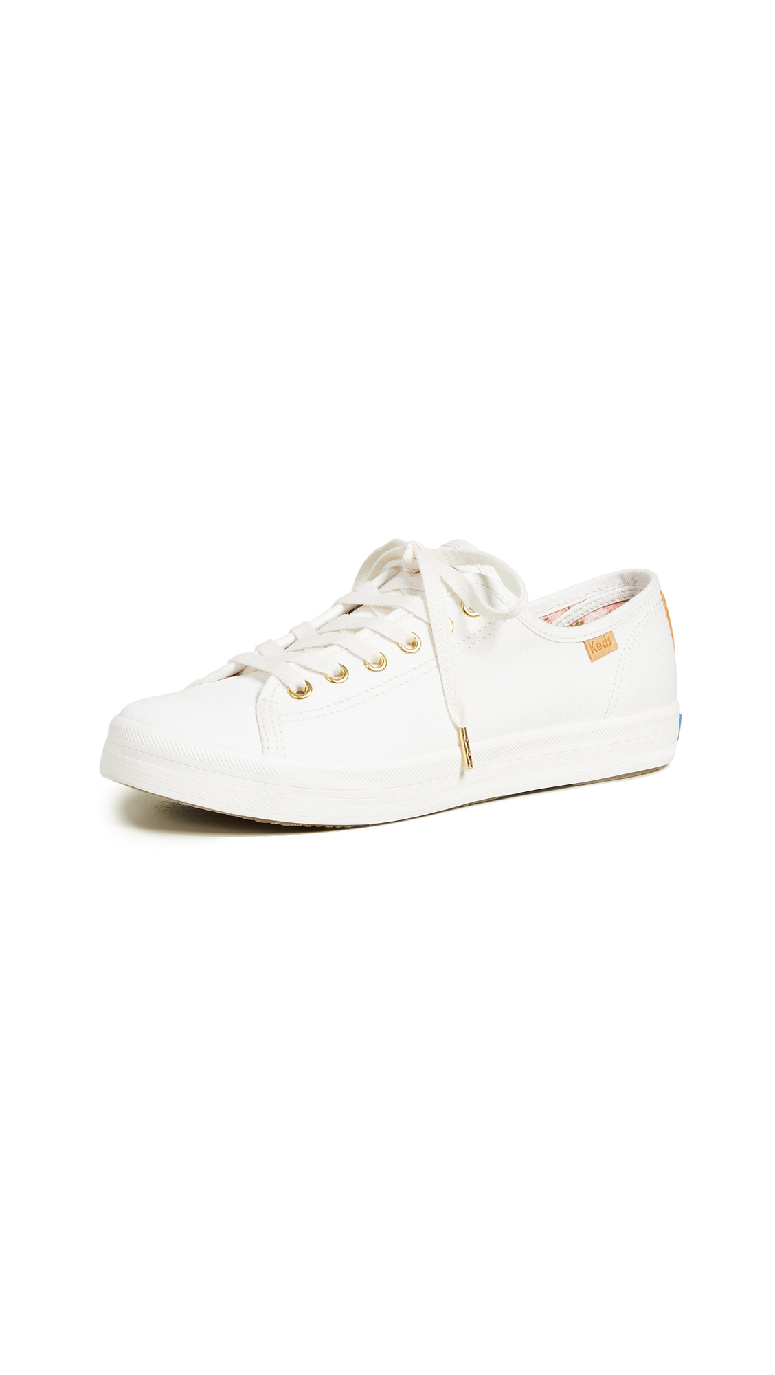Keds x Rifle Paper CO Sneakers - Creme