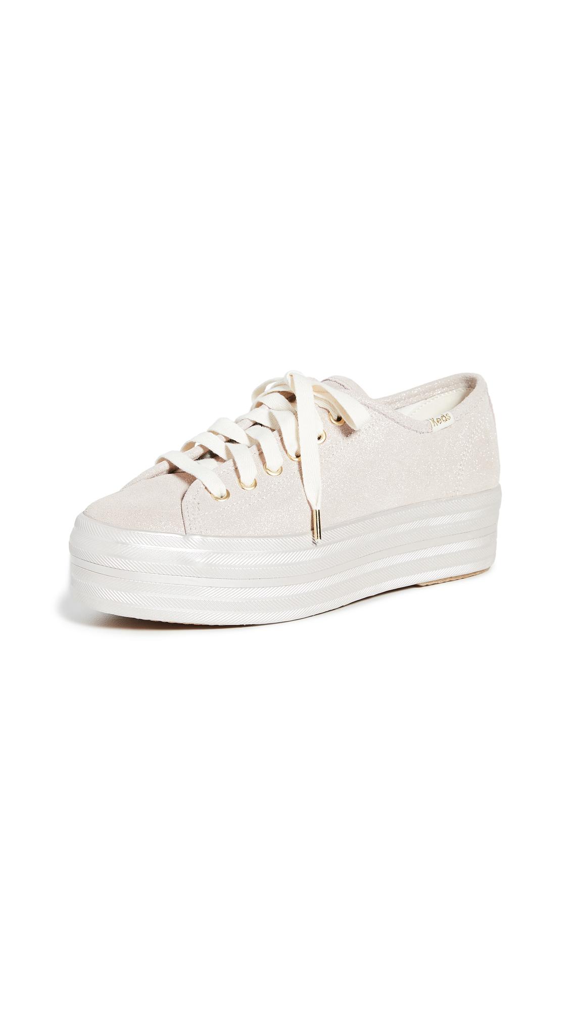 Buy Keds online - photo of Keds x Kate Spade New York Triple Up Sneakers