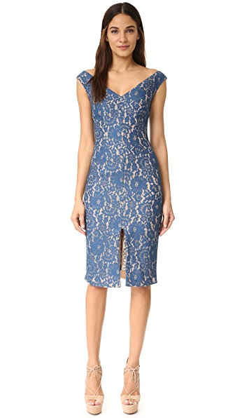 Keepsake Every Way Lace Dress