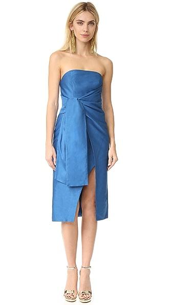 Keepsake Reminisce Dress - Marine Blue