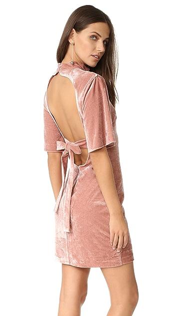 Keepsake Eventually Mini Dress