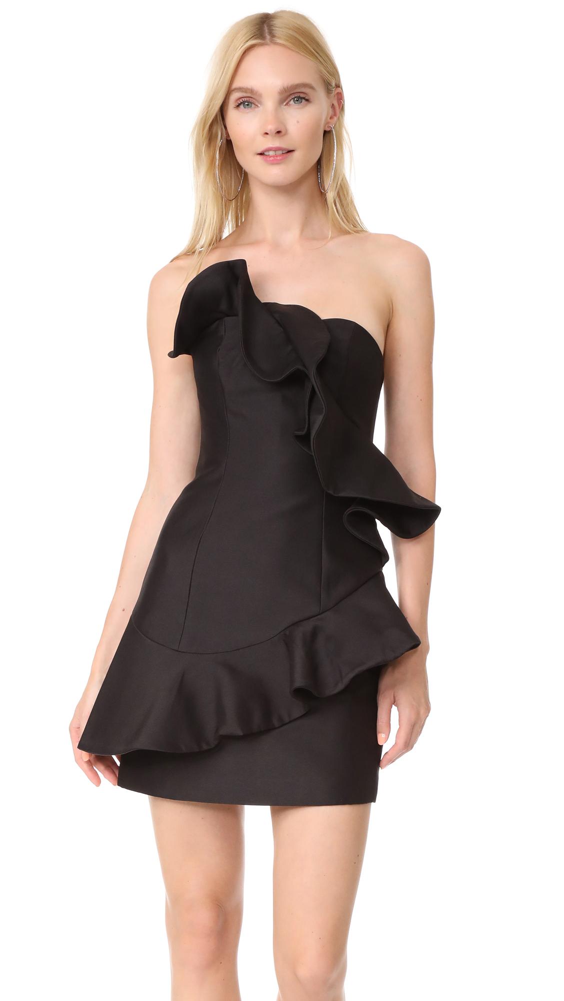 Keepsake Wallflower Mini Dress