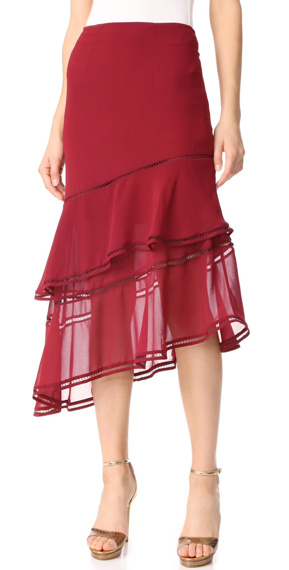 Lovers Holiday Skirt Keepsake