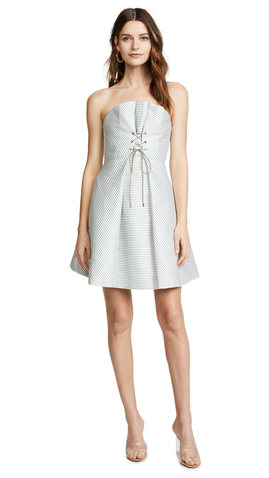 Keepsake Illusion Mini Dress