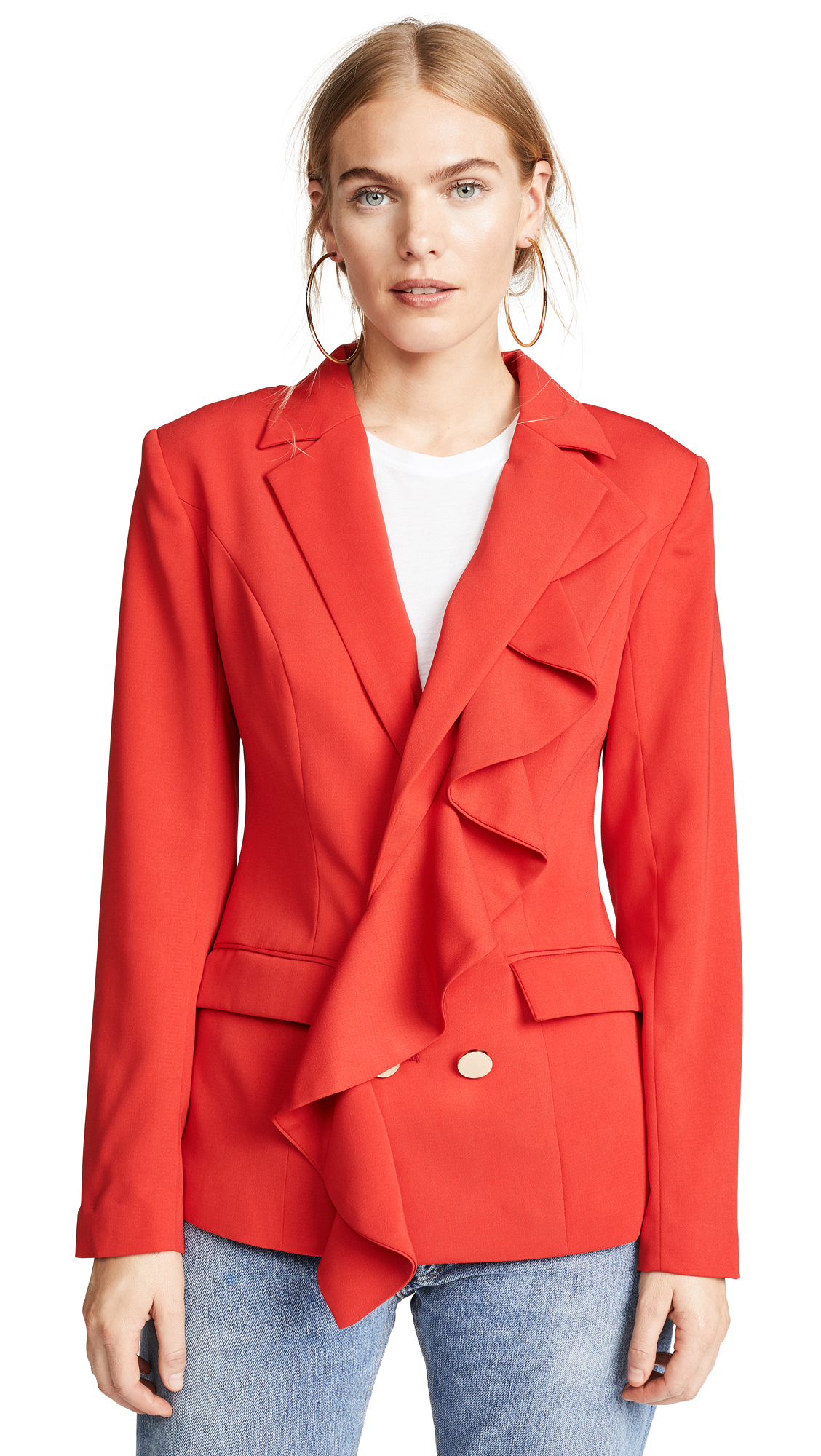 Keepsake Daylight Blazer In Red