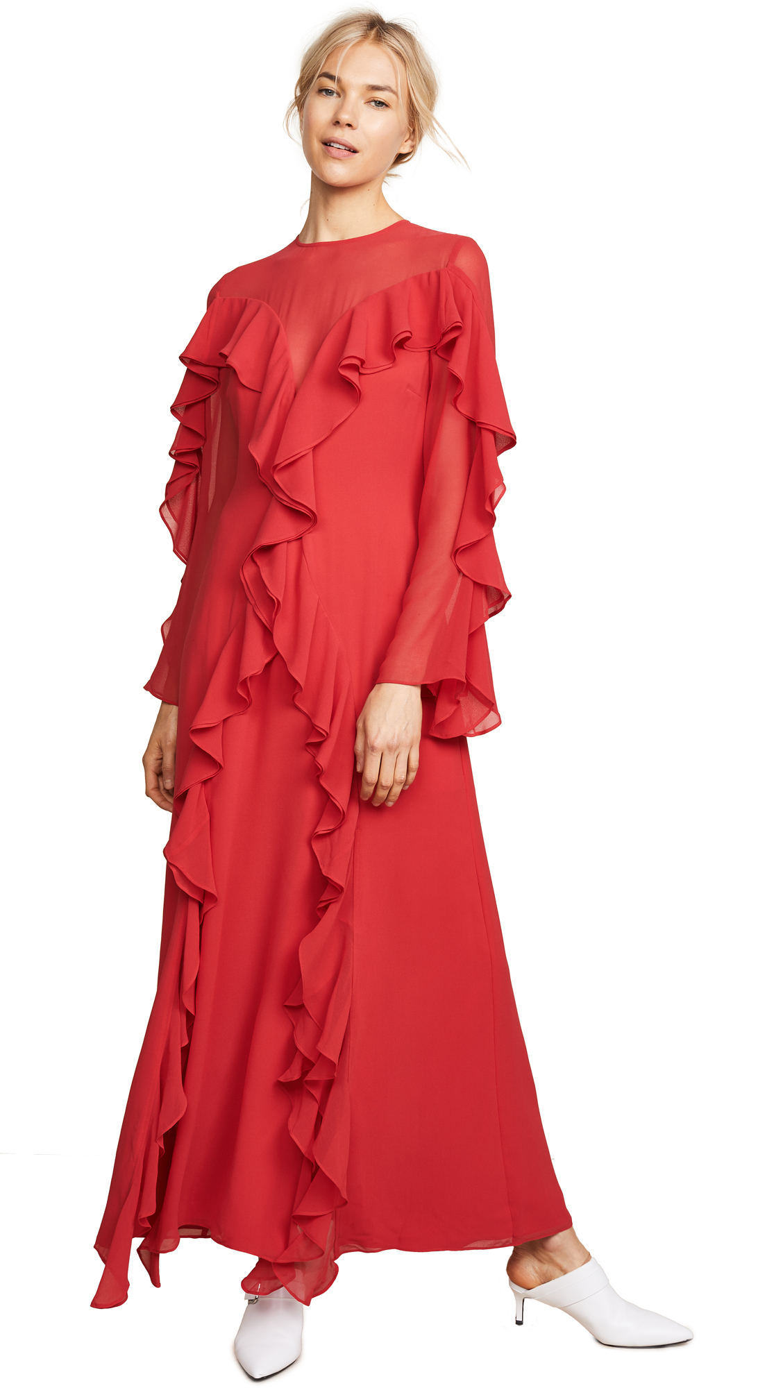 Keepsake Better Days Gown In Red