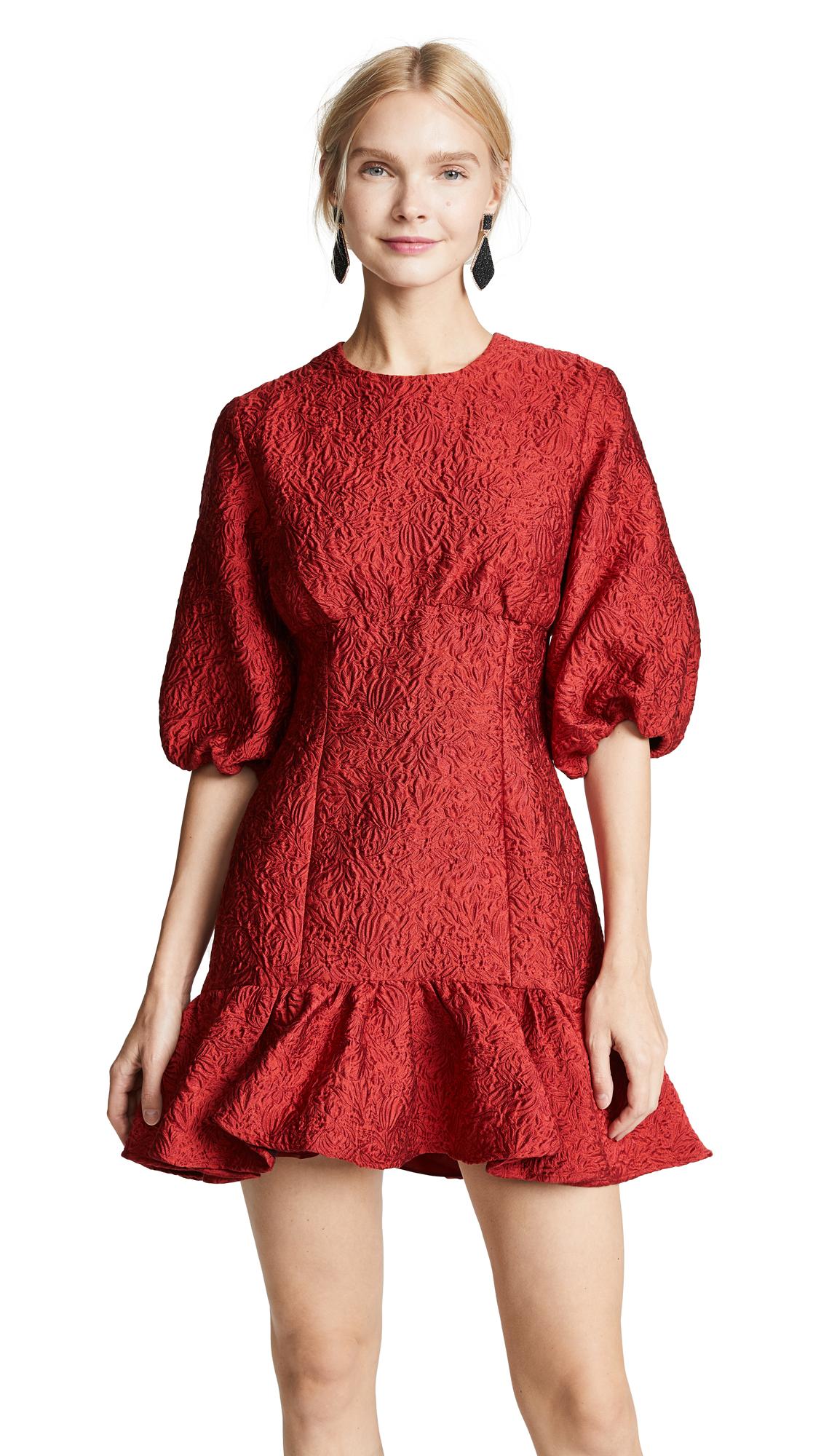 Keepsake Dreamlike Dress - Red