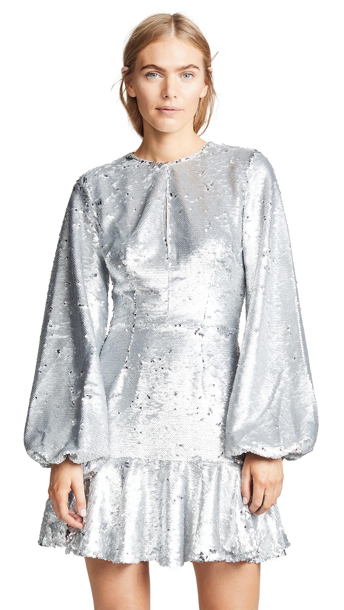 Keepsake No Signs Sequin Mini Dress