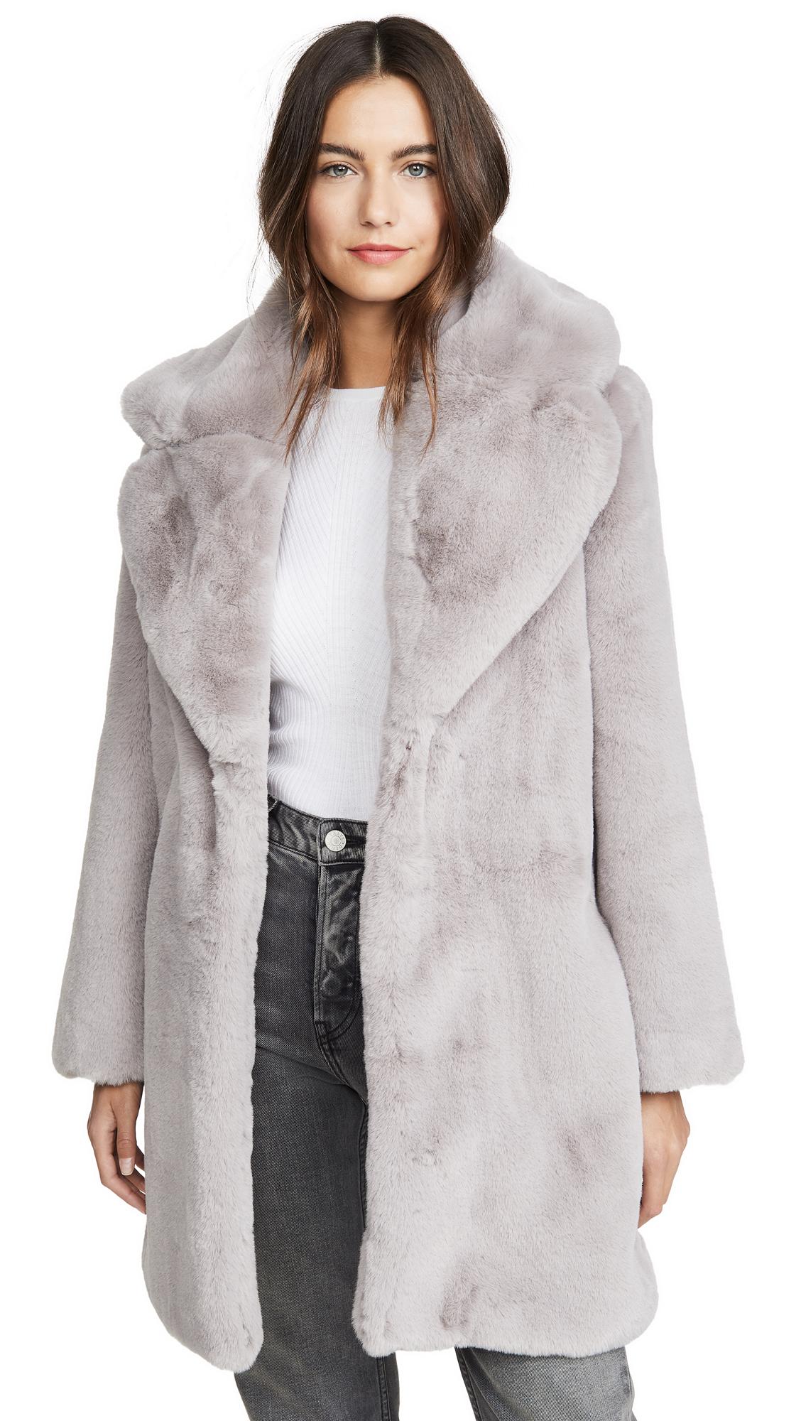 Buy Keepsake online - photo of Keepsake Stella Faux Fur Coat