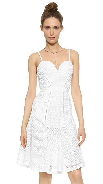 KENDALL + KYLIE Lace Party Dress
