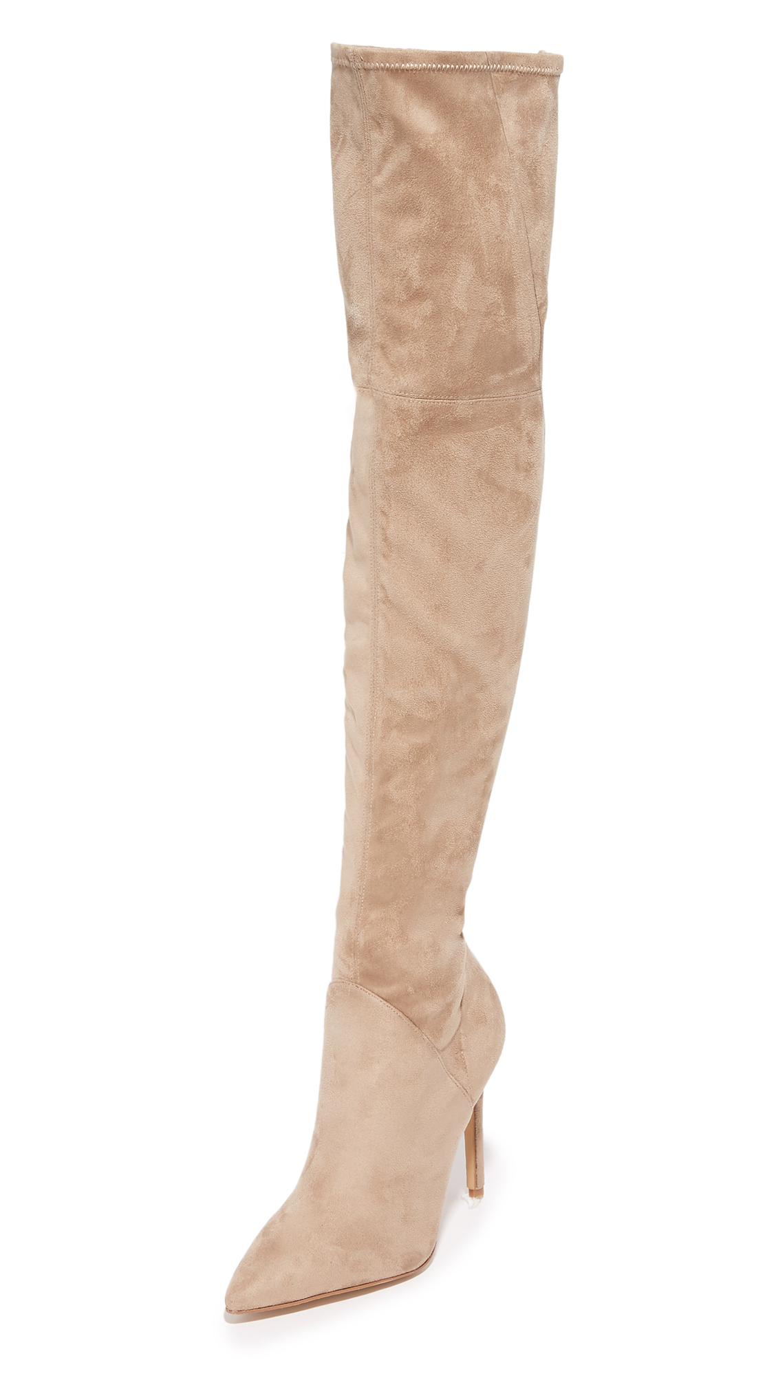 KENDALL + KYLIE Ayla Thigh High Boots - Sughero