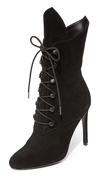 KENDALL + KYLIE Maya Lace Up Booties
