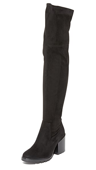KENDALL + KYLIE Sawyer Over the Knee Boots