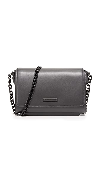 KENDALL + KYLIE Adley Cross Body Bag - Black
