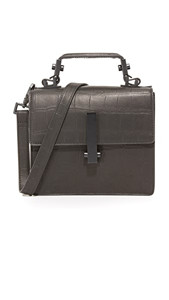 KENDALL + KYLIE Маленькая сумка-портфель Minato
