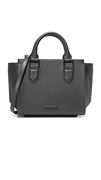 KENDALL + KYLIE Brook Medium Satchel