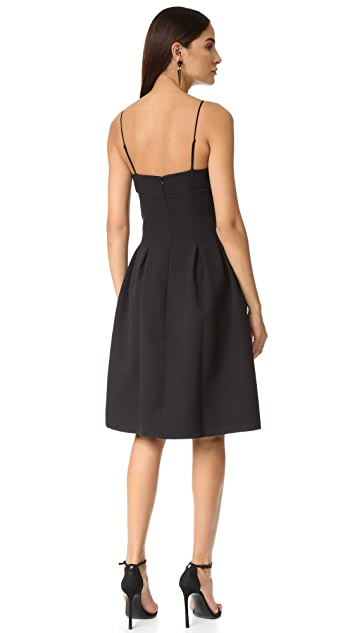 KENDALL + KYLIE Box Pleat Cami Dress