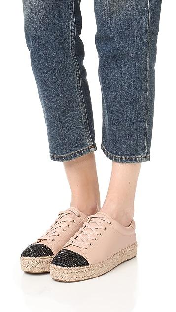 KENDALL + KYLIE Joslyn Esapdrille Sneakers