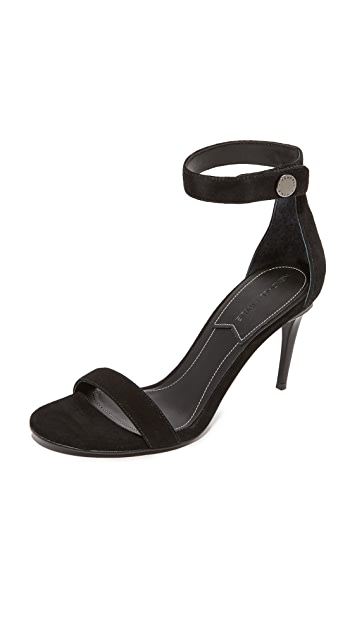 KENDALL + KYLIE Madelyn Mid Heel Sandals