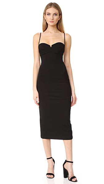 KENDALL + KYLIE Bralette Bodycon Dress