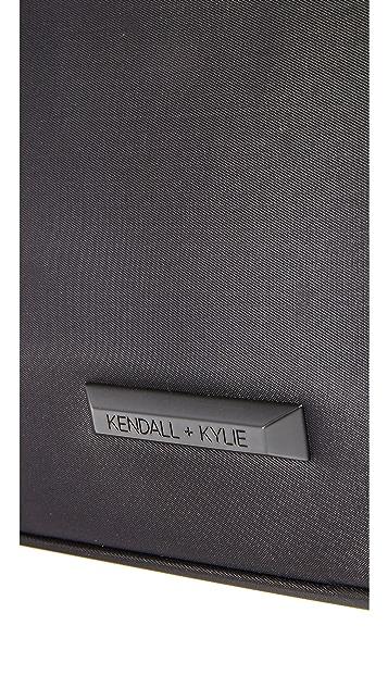 KENDALL + KYLIE Lucy Nylon Box Bag